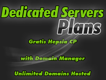 Discounted dedicated hosting server packages
